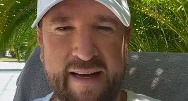 Michael Wendler meldet sich nach Monaten wieder per Video bei Telegram.