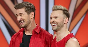 Let's Dance Nicolas Puschmann und Vadim Garbuzov