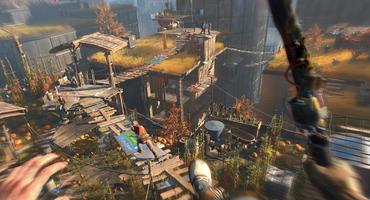 Dying Light 2 Parkour über Dächer Screenshot