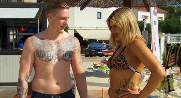 """Mike und Gina auf """"Temptation Island"""""""