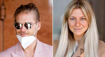 Rurik Gislason und Valentina Pahde