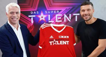 """""""Das Supertalent"""": Fußball-Profi Lukas Podolski als Juror bestätigt!"""