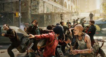 Szene aus World War Z: Zombies greifen an
