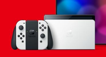 Nintendo Switch OLED Edition