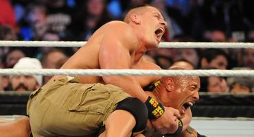 Wrestling WWE The Rock