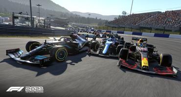 F1 2021 Positionskampf