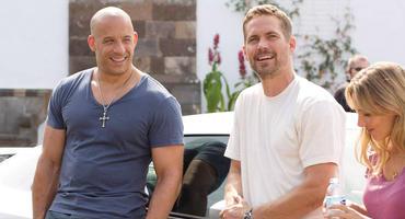 Fast & Furious Vin Diesel Paul Walker