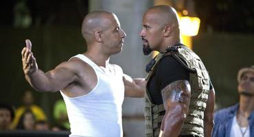 FF9 Vin Diesel Dwayne Johnson