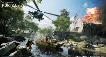 Battlefield Portal Caspian Borders