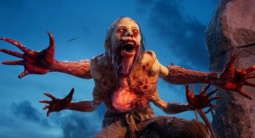 Zombie mit vier Armen aus Back 4 Blood