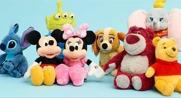 Disney Kuscheltiere