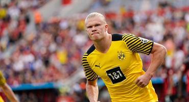 Dortmunds Sturmtank Erling Haaland