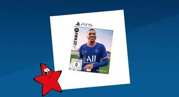 Cover von FIFA 22