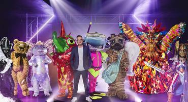 """""""The Masked Singer"""" Staffel 5: Das sind die neuen Kostüme"""