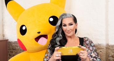 "Michelle Visage verrät Details zum ""Pokémon Super Pet Contest"" | Interview"