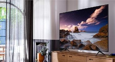 Ein Smart TV 50 Zoll