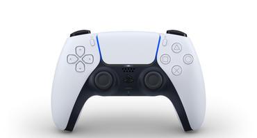 PS5-Controller DualSense in weiß