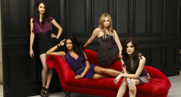 "Neue Serie bei Super RTL. ""Pretty Little Liars"""
