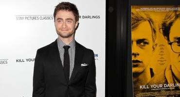 "Daniel Radcliffe ist in ""Kill Your Darlings"" nackt"
