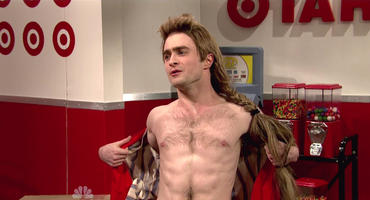 "Daniel Radcliffe in der ""Saturday Night Live""-Show"