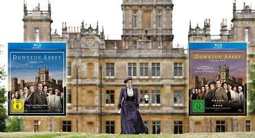 """Downton Abbey"" und ""Spy Game"" auf Blu-ray"