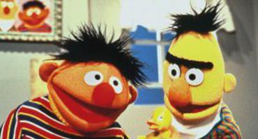 """Ernie und Bert erobern mit der """"Sesamstraße"""" die Kinos"""