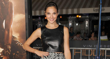 "Gal Gadot wird ""Wonder Woman"""
