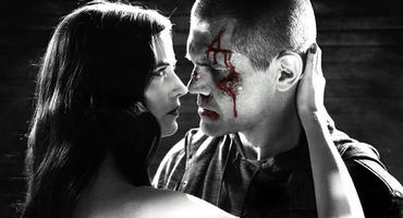 "Eva Green und Josh Brolin in ""Sin City: A Dame To Kill For"""