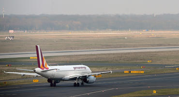 Archivbild einer Germanwings-Maschine