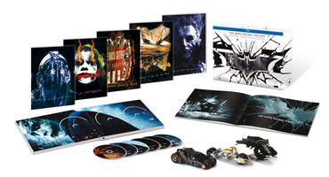 "Ab 4. Oktober auf Blu-ray: ""The Dark Knight Trilogy Ultimate Collector's Edition"""