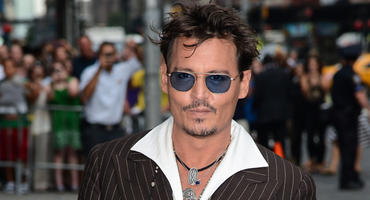 Superstar Johnny Depp
