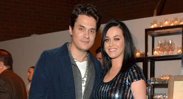 John Mayer und Katy Perry