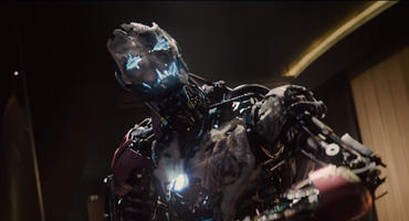 "Iron Man in ""Marvel's The Avengers 2: Age Of Ultron"""