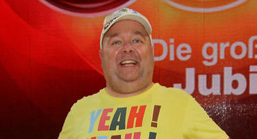 Entertainer Dirk Bach (1961-2012)
