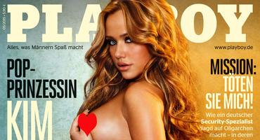 Kim Gloss, Playboy