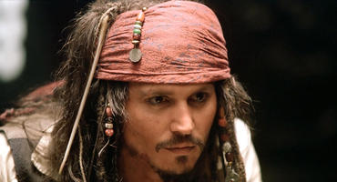 Fluch der Karibik, Johnny Depp