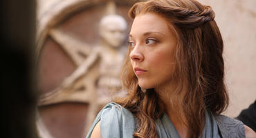 "Natalie Dormer als Margaery Tyrell in ""Game of Thrones"""