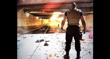 """The Rock"" postet Set-Bild von ""Fast & Furious 7"""