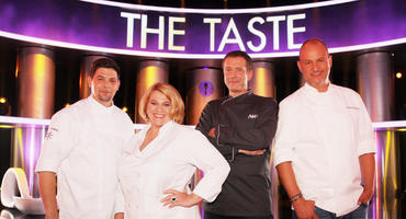 "Die Coaches aus ""The Taste"""