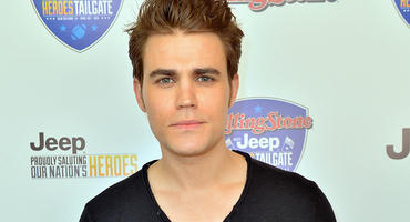"""Vampire Diaries""-Star Paul Wesley in neuer Rolle 