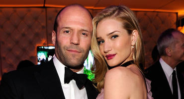 Schönes Hollywood-Paar: Jason Statham und Rosie Huntington-Whiteley