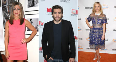 Jennifer Aniston, Jake Gyllenhaal, Reese Witherspoon