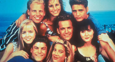 Beverly Hills, 90210 Cast