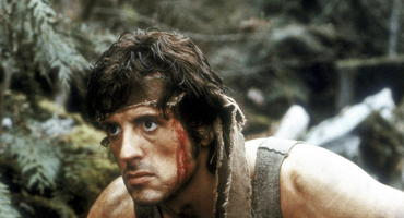 """Rambo 5"": Erstes Film-Foto zeigt Sylvester Stallone als Action-Opa"