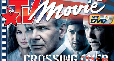 "TV Movie mit DVD ""Crossing Over"""