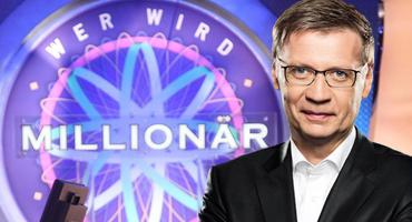 """Günther Jauch holt sich im """"Wer wird Millionär""""-Special ahnungslose Kandidaten auf den Ratestuhl."""