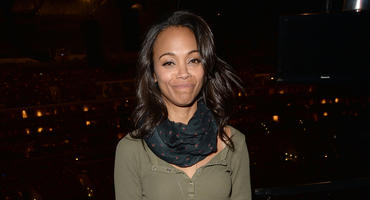 Zoe Saldana hat geheiratet