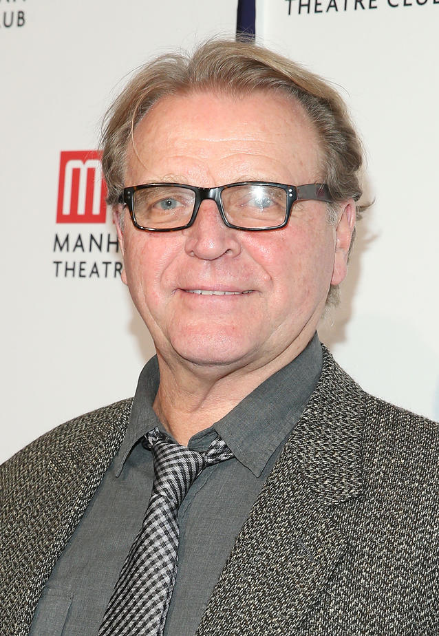 David Rasche im Jahr 2014