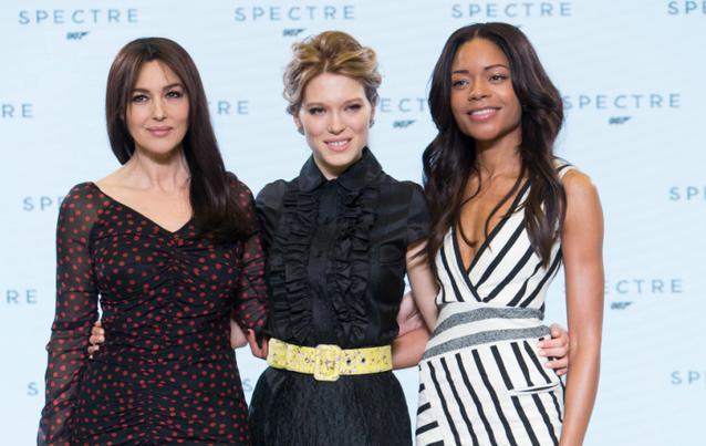 """Die Bond-Girls in """"SPECTRE"""""""