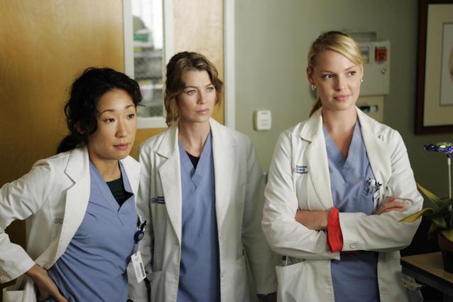 Grey's Anatomy, Meredith, Ellem Pompeo, Shonda Rhimes